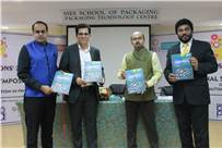 The event marked the release of the PPT department's half-yearly magazine Adviteeya