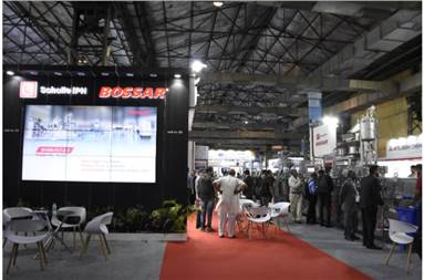 The second edition of ProPak India saw over a 100 exhibitors