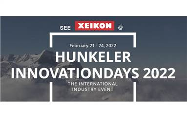 Hunkeler Innovationdays 2022 will be held from 21 to 24 February