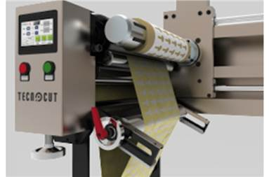 Technocut has over 30 years of experience in the development of converting equipment