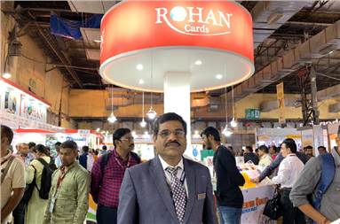 Milind Sawant, director at Rohan Cards and Printers