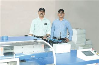 Education Stores installs WB@2500 perfect binder