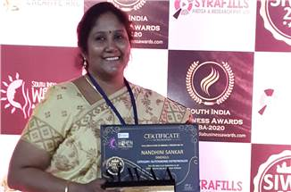 Printing is one of the greatest jobs out there: Nandhini Sankar