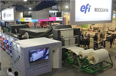 EFI Reggiani delivers world-class products offering