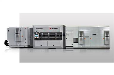 The Bobst AluBond is fast becoming the standard metallising process in the market