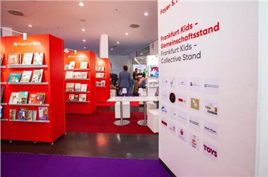 Frankfurter Buchmesse will to be held from 16 to 20 October 2019