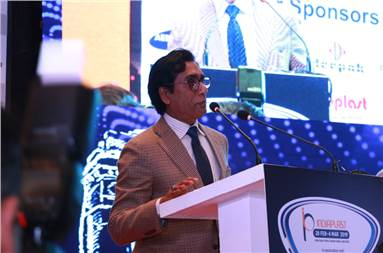Ashok Chaturvedi, chairman and managing director, Uflex
