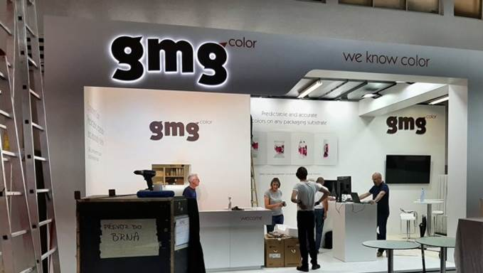 GMG shows its latest colour management and workflow tools