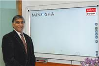 Balaji Rajagopalan, chief executive officer, core business, Minosha India