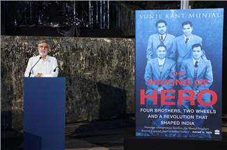 The Making of Hero bags Tata Lit Fest's Business Book of the Year title