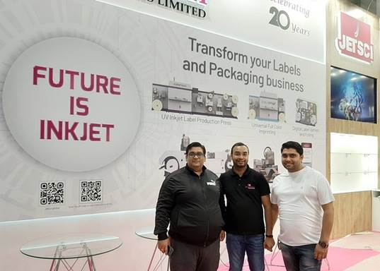 Monotech Systems showcased live demonstration of its Colornovo