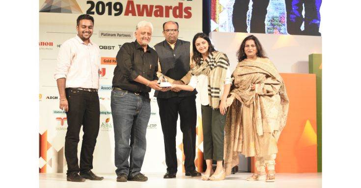 Eemerge receives Jury Commendation in the Innovative Printer of the Year category