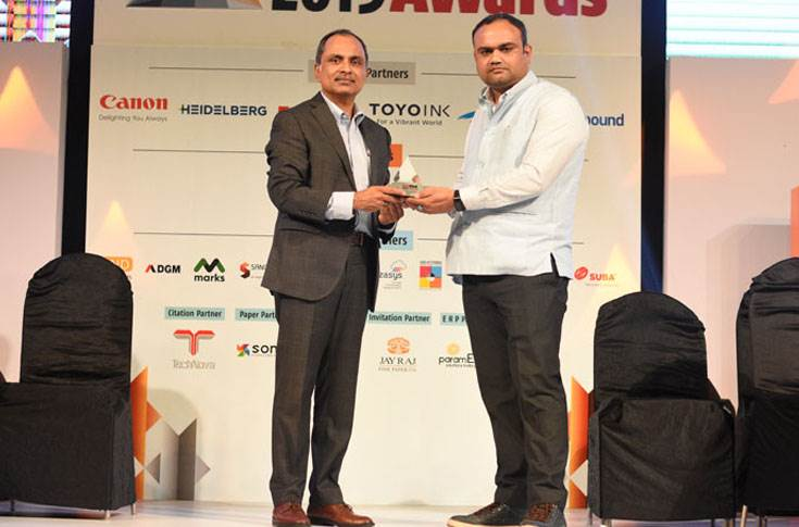Uflex is the Packaging Company of the Year (Joint winner)