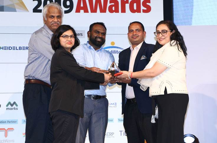 Delhi's Nutech Print Services – India is the Book Printer of the Year (Academic & Trade)