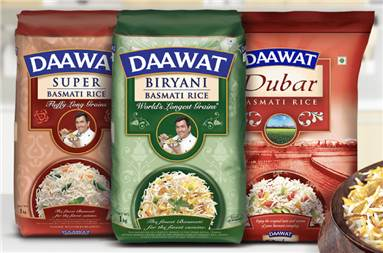 Daawat and Royal are LT Foods' flagship brands