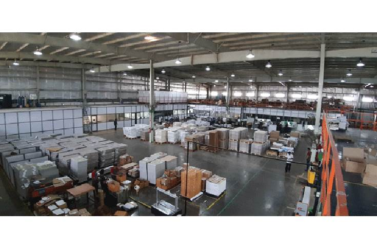 Vyjack Printpacks' 50,000 sq-ft plant in Bhiwandi