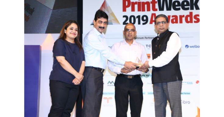 Hyderabad's Pragati Offset is the Brochure & Catalogue Printer of the Year