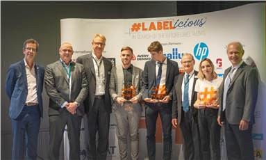 The winners of 2019 edition of Labelicious competition