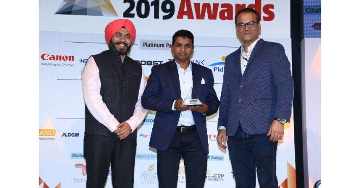 GK Vale and Company is the Wide Format Printer of the Year