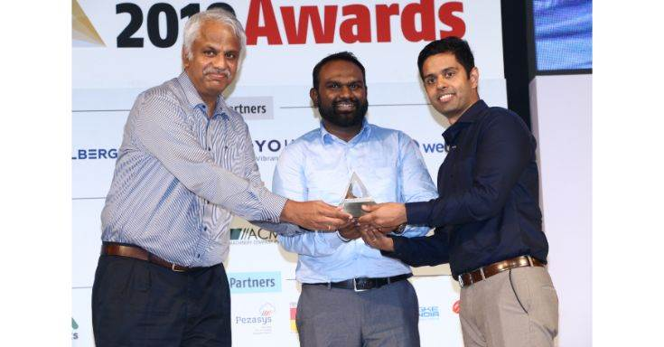 Delhi's Lustra Print Process is the Book Printer of the Year- Speciality (Joint winner)