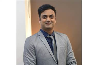 Gaurav Jalan, founder of Packman