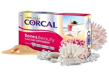 Corcal Bone and Beauty, a calcium supplement for women