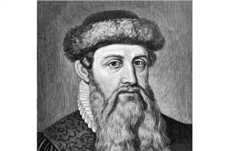 So, who exactly was Gutenberg then?