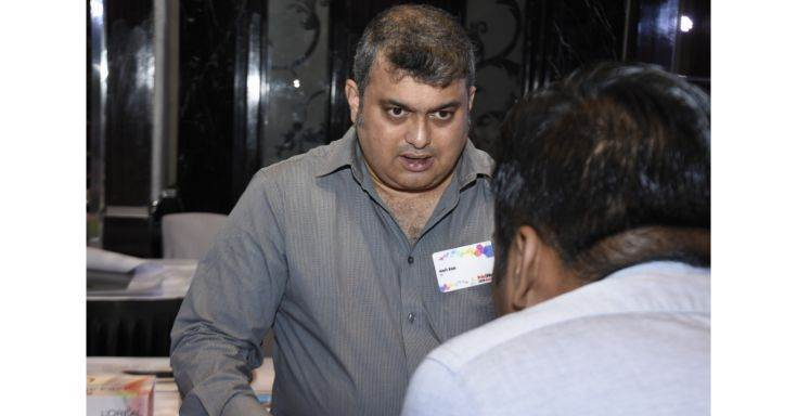 Amit Kale of Reliance Industries