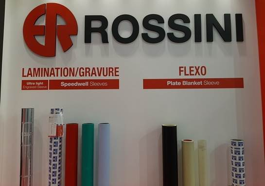 Rossini is ready with latest technology and developments