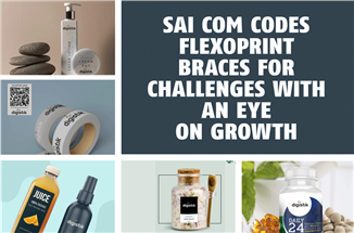 Sai Com Codes Flexoprint braces for challenges with an eye on growth  - The Noel D