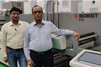 (l-r) Chetan and Rajesh Jain of Taurus Packaging