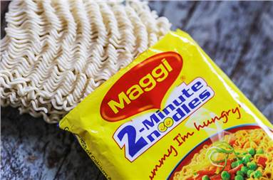 Maggi is one of Nestle's popular brands