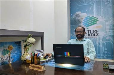 Kulakkada Pradeep, CEO at Future Schoolz