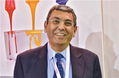 Upal Roy, managing director for packaging, India, Middle East and Africa at Flint Group