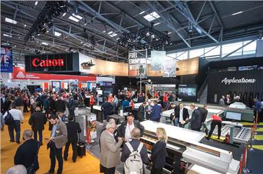 The manufacturer will showcase its recently launched Colorado 1630 and Arizona 135 GT printers