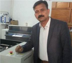 Amit Garg, CEO of Om Color Creations