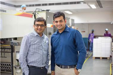 Tejas and Ankit Tanna: Ensuring every label is defect-free