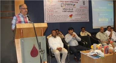 Dhote at Latur event for Pamex