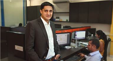 """Virkar: """"Print Media Technologies is a wide-ranging programme which helps businesses to prosper globally"""""""