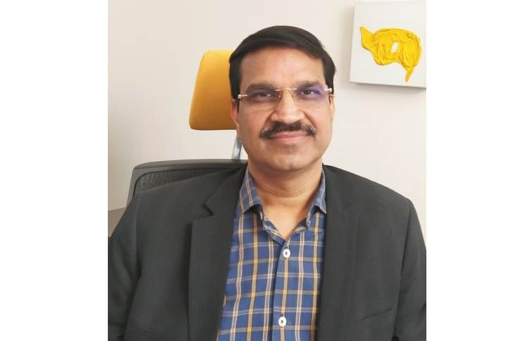 Sanjay Gupta, vice-president, DS Group India