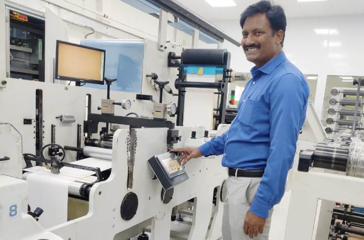 Muralidhar: The E-Diffysystem will help us offer cutting-edge functional products to the pharmaceutical industry