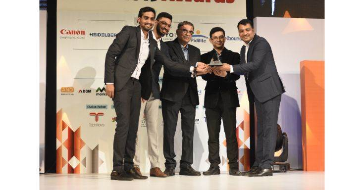 Rajlaxmi Printech is the SME Printing Company of the Year