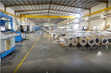 The Technovaa Plastic Industries manufacturing plant
