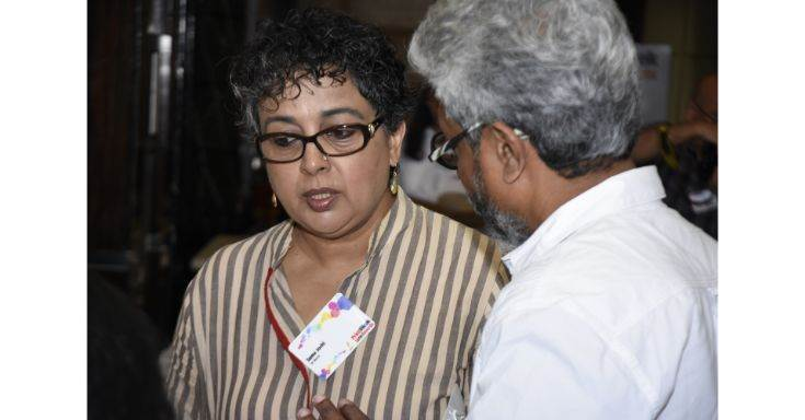 Suma Joshi of DY Works and Noel D