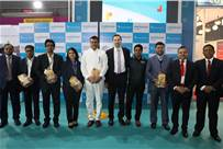 Industry leaders during the inauguration of Media Expo Mumbai 2020