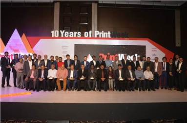 PrintWeek India Awards 2018 was held at St Regis, Mumbai