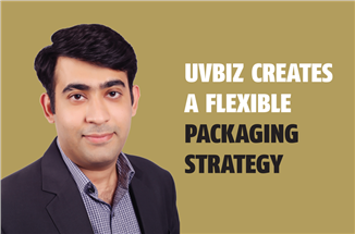 Uvbiz creates a flexible packaging strategy - The Noel D