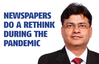 Newspapers do a rethink during the pandemic  - The Noel D