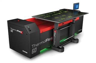 Xeikon ThermoFlexX 60 flexo imaging system