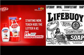 How the pandemic provided Lifebuoy brand a new purpose